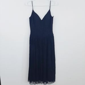 Black JS boutique dress
